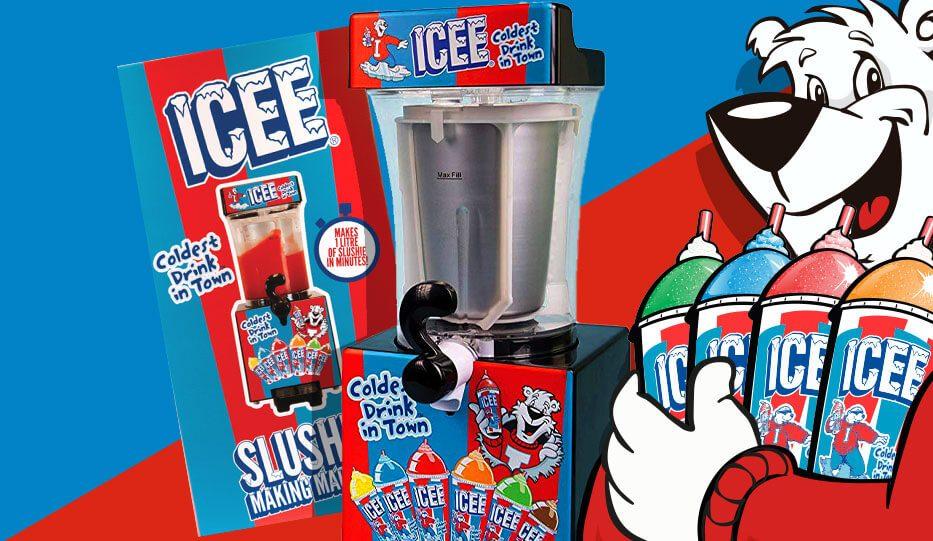 ICEE Maker Machine